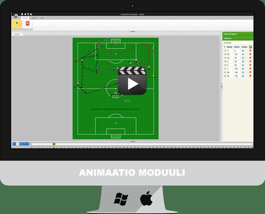 Animaatio Ohjelma